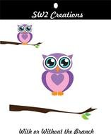 clip art with owls