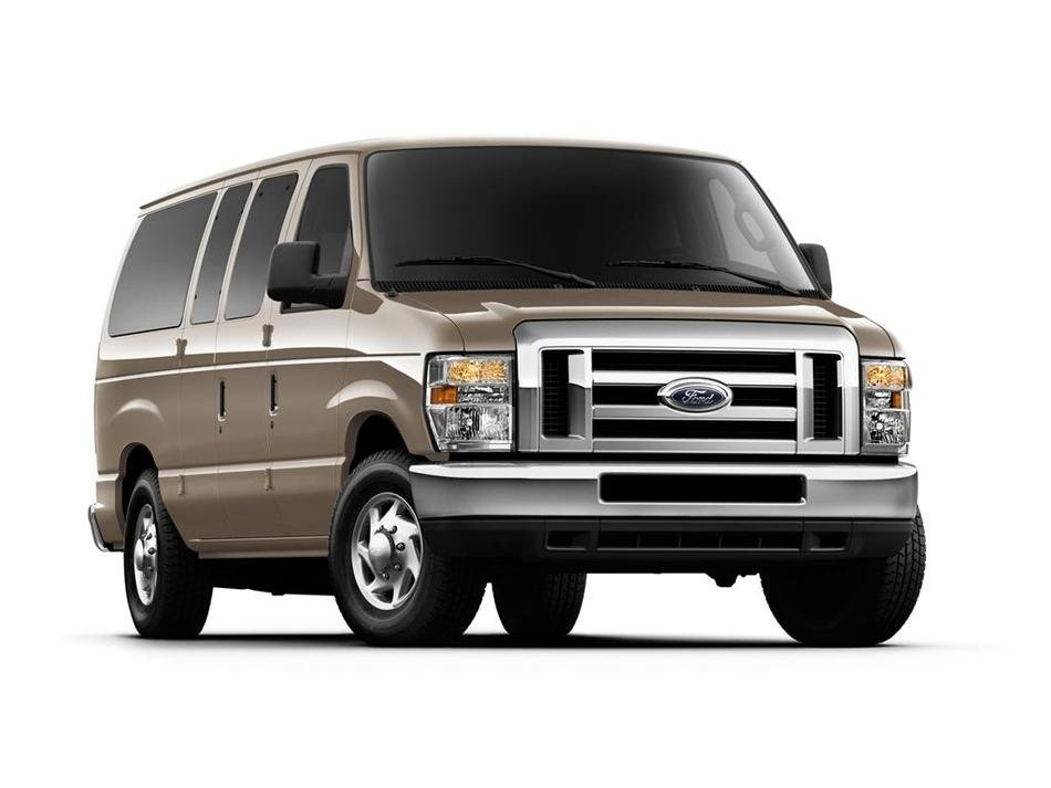 Ford E Series Van drawing
