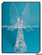 acrylic angel figurine
