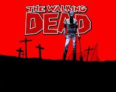 Clipart of Walking Dead Comic
