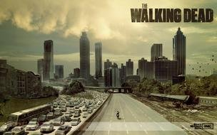 Clipart of Walking Dead poster