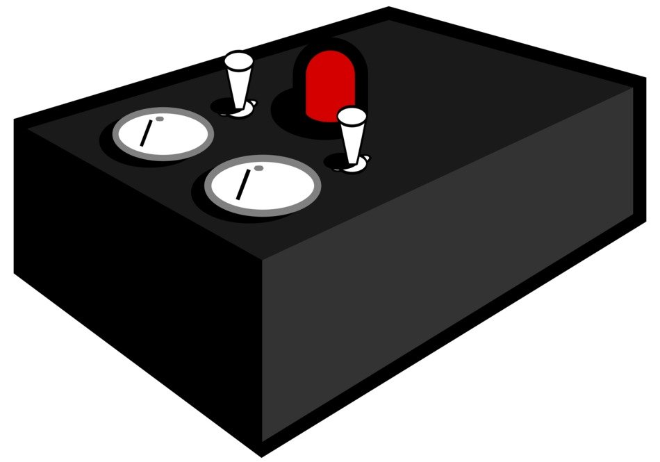 Clipart of Switch Box