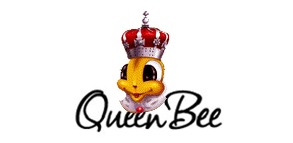 Queen Bee face drawing