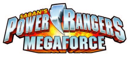 Power Rangers Megaforce darwing