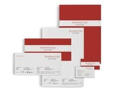Stationery Design For Solicitors drawing