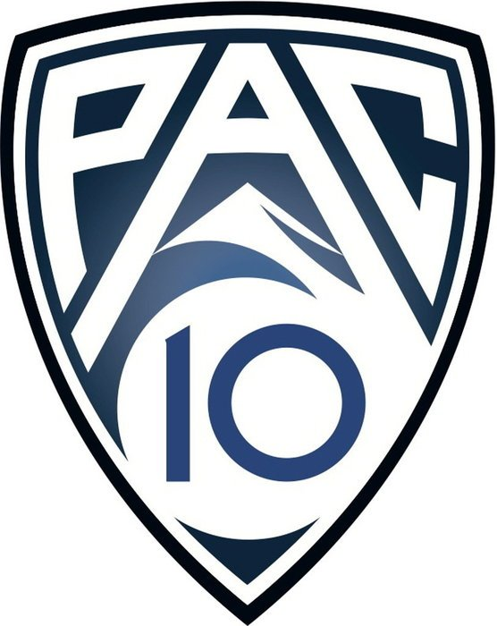 Pac 10 Logo drawing