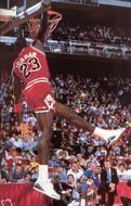 Michael Jordan Dunk photo