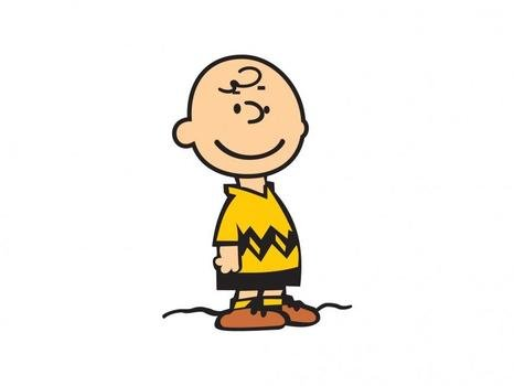 Charlie Brown Cartoons drawing