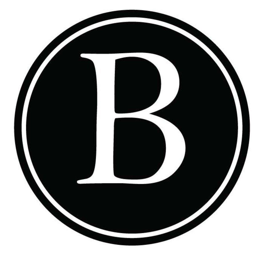 Letter B Monogram Clip Art N8 free image