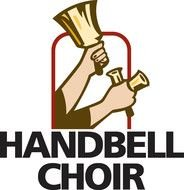 clipart of the Church Hand Bell Choir