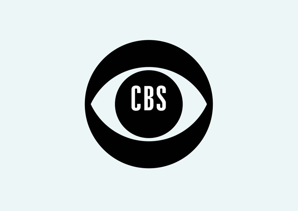 CBS Logo drawing