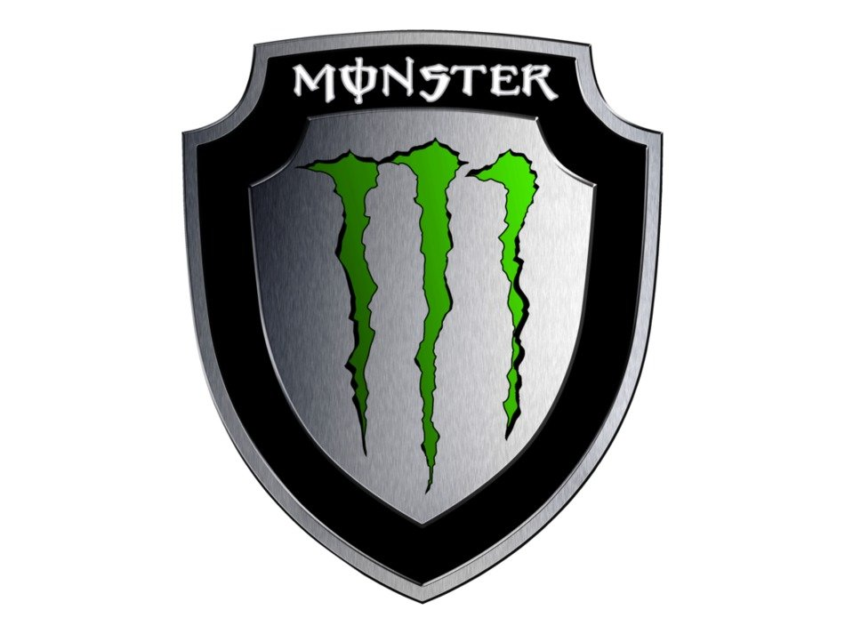 shield from Monster Energy Drink