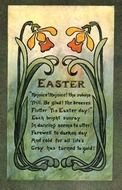 Easter Greeting Cards drawing