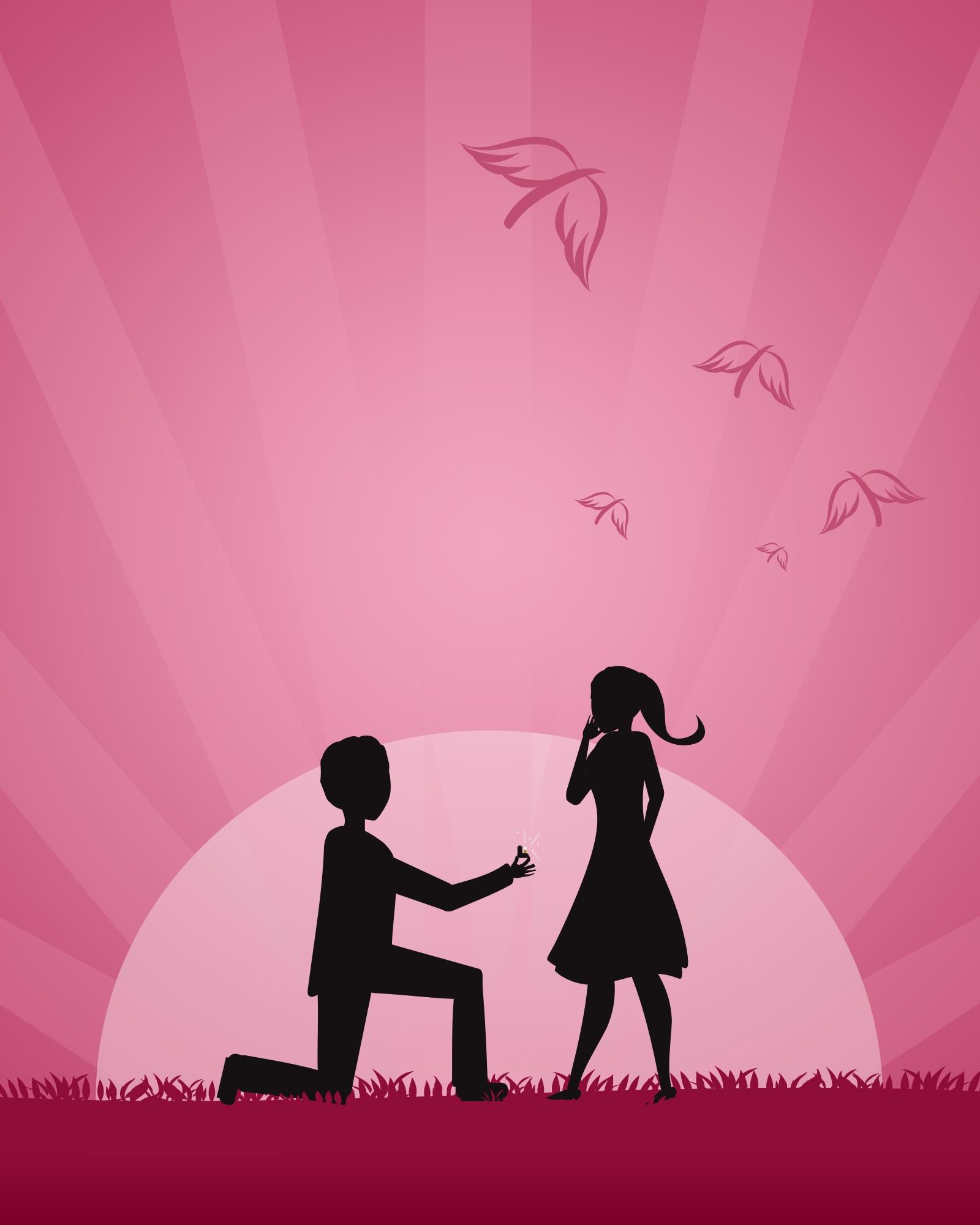 Открытки с юмором сделать предложение руки и сердца любимой, днем рождения