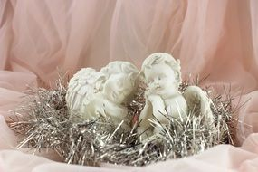 Christmas figurines of angels