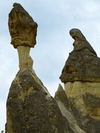 wonderful fairy chimneys