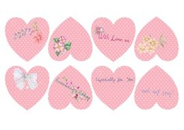 cute pink romantic valentines