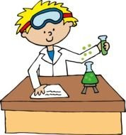 Science Fair Clip Art drawing