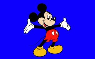 Mickey Mouse N76