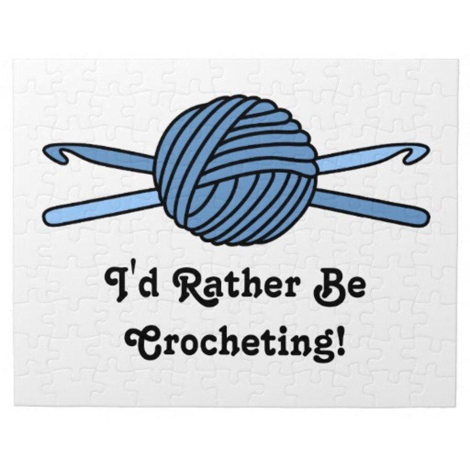 Crochet Hook Yarn Free Image