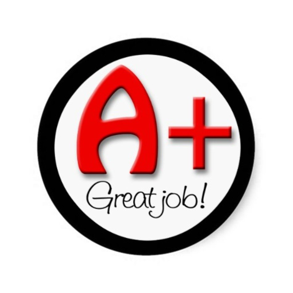 Great Job Clip Art - Royalty Free - GoGraph