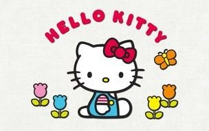 clipart of the Hello Kitty Thanksgiving