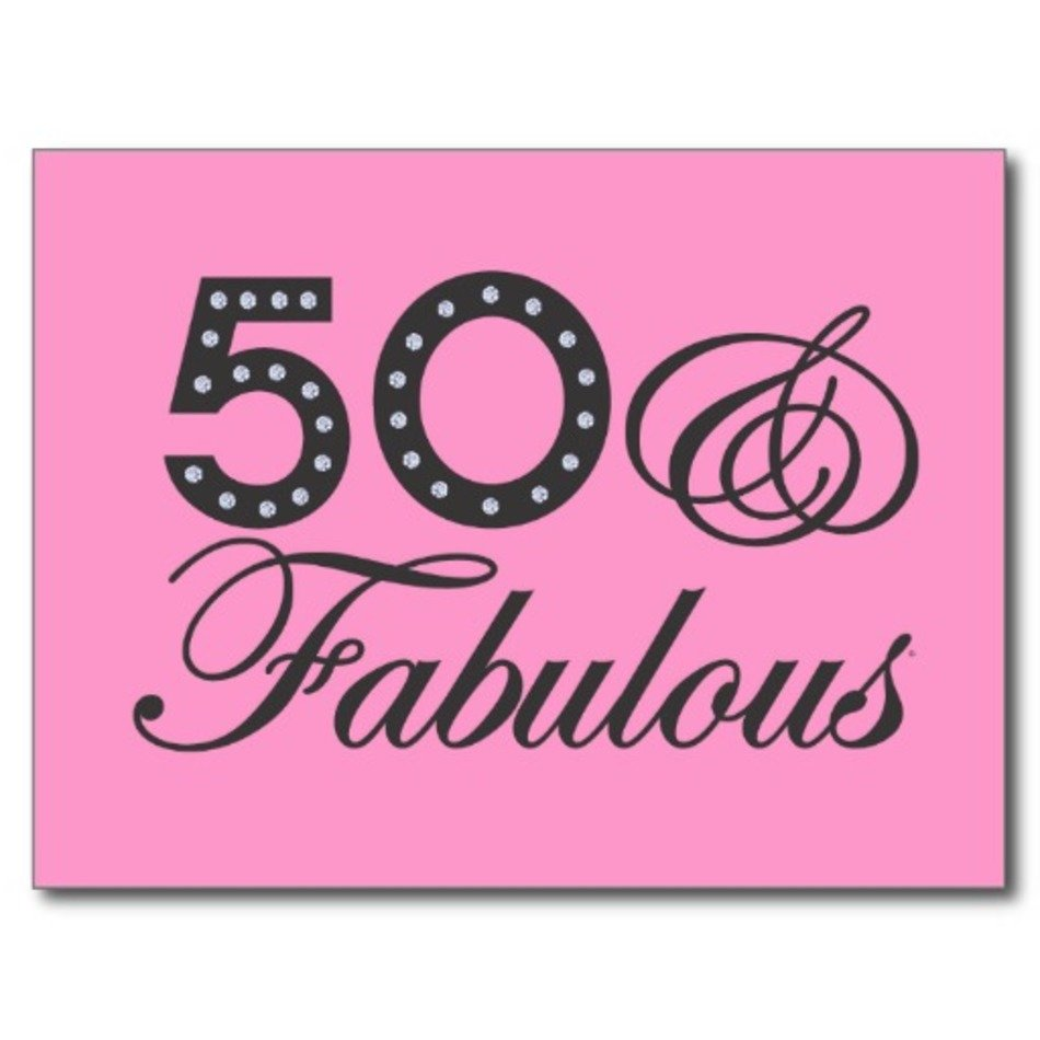 FABULOUS 50TH BIRTHDAY QUOTES