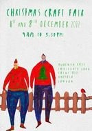 poster of Christmas Craft Fair