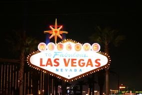 Welcome To Fabulous Las Vegas Sign N2
