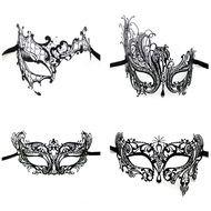 Masquerade Ball Mask Template