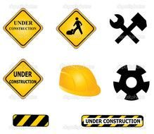 Construction Signs Clip Art N18