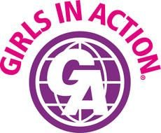 Girls In Action logo