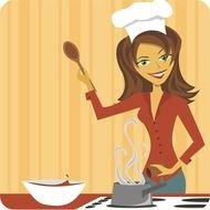 painted lady chef