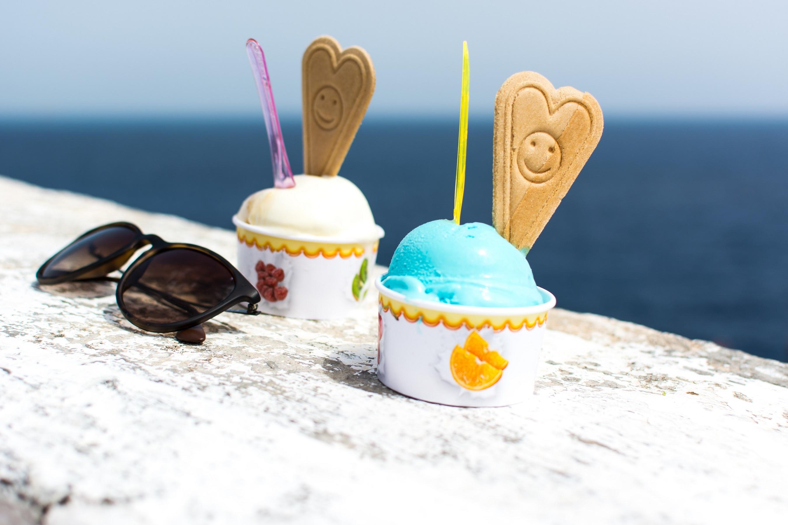 ice cream macro environment trends