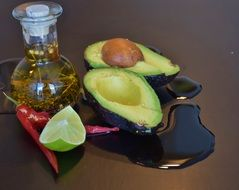 avocado frisch food vegetarian