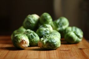 brussels sprouts vegetables green cabbage