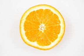 vitamins orange fruit