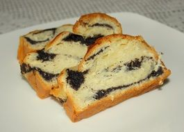 poppy seed cake bread sweets