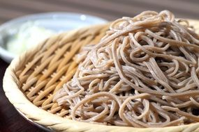 soba buckwheat noodles buckwheat