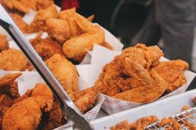 tasty fried chicken