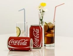 coca cola drinks