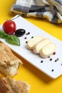 cheese camembert k C3 A4seplatte