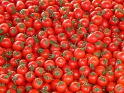 tomatoes vegetables red delicious