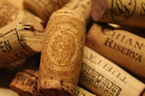 wine cork bottle drink