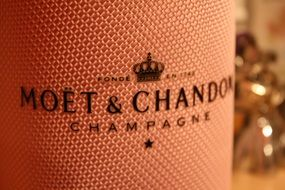 champagne from expensive firm