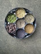 organic indian spices