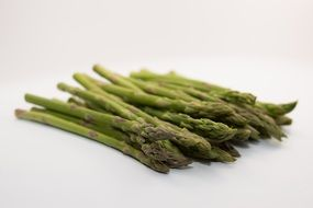 green chinese asparagus