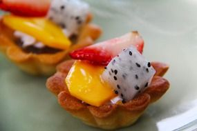 tarts fruit cake