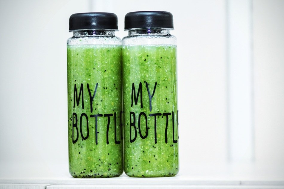 bottle smoothies detox organic cocktail