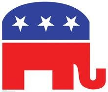 Republican Party Elephant clipart